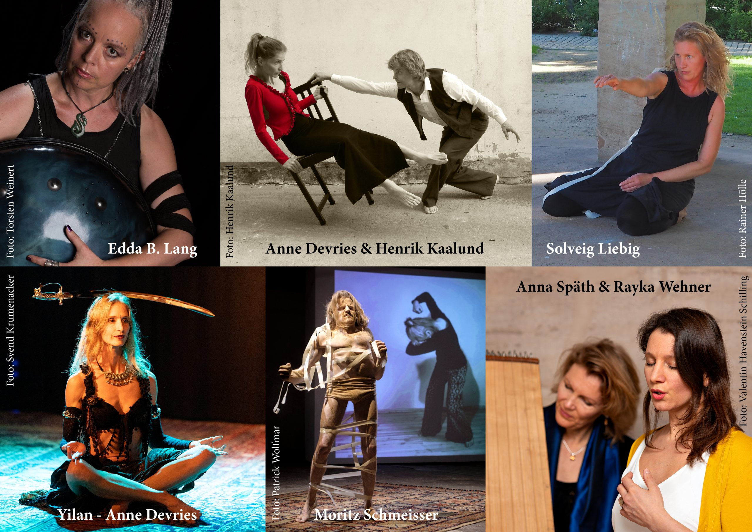 """kultur.lokal.fürth mit """"Anne Devries & Friends"""" 15.-28.7.2021"""